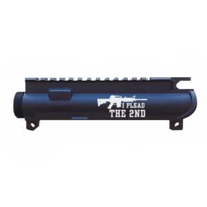 AR-15 UPPER RECEIVER ENGRAVED
