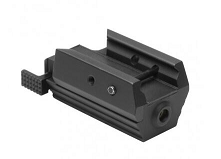 Nc STAR Tactical Pistol Red Laser