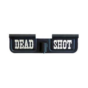 AR-15 Ejection Port Laser Engraved - Dead Shot