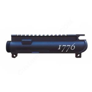 AR-15 UPPER RECEIVER ENGRAVED- 1776