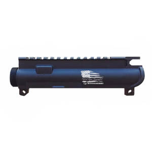 AR-15 UPPER RECEIVER ENGRAVED- FLAG We the People