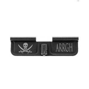 AR-15 Ejection Port Laser Engraved - Pirate ARRGH