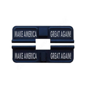 AR-15 Ejection Port Laser Engraved - Make America Great Again
