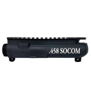 AR-15 UPPER RECEIVER ENGRAVED- .458 SOCOM