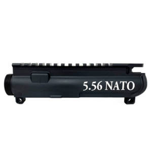 AR-15 UPPER RECEIVER ENGRAVED- 5.56 NATO