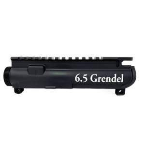 AR-15 UPPER RECEIVER ENGRAVED- 6.5 Grendel