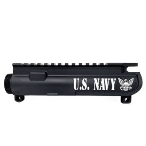 AR-15 UPPER RECEIVER ENGRAVED- US NAVY