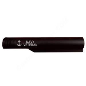 223/5.56 MIL-SPEC 6 POSITION BUFFER TUBE - Navy Veteran