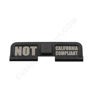 AR-15 Ejection Port Laser Engraved - NOT California Compliant